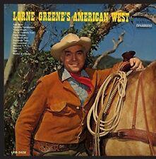 Lorne Greene's American West by Lorne Greene (CD, Oct-2016, Sony Music)