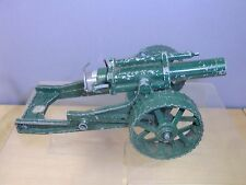 "VINTAGE BRITAINS No.9740 18"" HEAVY  HOWITZER   FOR RENOVATION   (2nd VERSION )"