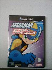 MEGAMAN NETWORK TRANSMISION GAMECUBE