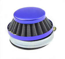 NEW Blue Air Filter (58mm) for Gas Motorized Bicycle Mini ATV Dirt Pocket Bikes