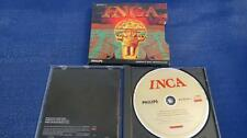 Inca (Philips CD-i, 1993) Compact Disc Interactive Game