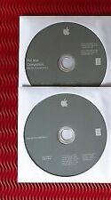 "Apple Mac OSX OS X Leopard 10.5 + iLife +AHT f. 17""i Mac Ende 2006 CD iMac5,2"
