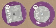 DISCO 45 GIRI     HEAVEN 17 – ..(And That's No Lie) // THE FUSE