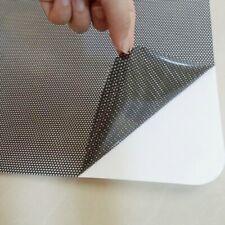 2Pcs Static Cling Sun Visor Shield Screen Car Rear Window Side Shade Cover Block