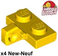 Lego 3710 Planche 1 x 4 jaune x 15