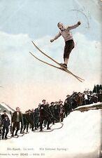 Sport Ansichtskarten aus der Schweiz