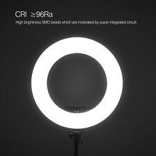 18 inch 96W 3200k-5500k FD-480II LED Ring Light for Smartphone/DSLR Camera/Ipad