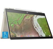 New listing Hp Chromebook x360 14 Intel i3-8130U 8Gb 64Gb eMmc 14.0 Fhd Touch Wled Chrome Os