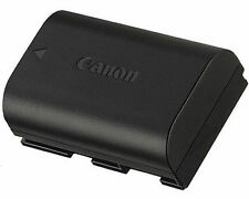Original Canon LP-E6 Genuine battery pack for EOS 70D 5DII 5D2 5D3 7D 6D 60D