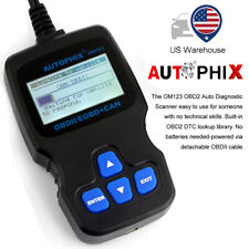 Check Engine Code Reader Car Scanner Diagnostic Tool OM123 OBD2 Diagnosis Scan