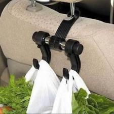 1x Kopfstützenhaken Auto Kleiderhaken Kopfstütze Kleiderbügel Taschenhalter PKW