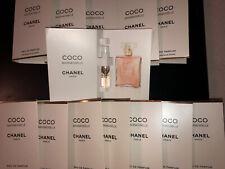 Chanel Coco Mademoiselle Eau de Parfum 14x 1,5 ml Parfümproben NEU🌸