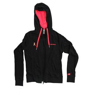 New Balance Black Jacket (Size: Ladies AUS XS/8) ***BREAST CANCER AWARENESS***
