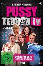 CAROLIN KEBEKUS - PUSSY TERROR TV STAFFEL 2  2 DVD NEU