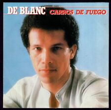 "DE BLANC - SPAIN 7"" AVATAR 1983 - CHARIOTS OF FIRE / I'LL KEEP HOLDING ON"