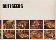 BUFFSEEDS - 7'' VINYL RECORD - CASINO/YES I STARTED THE
