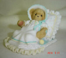 Cherished Teddies A Baby Blesses Our Hearts