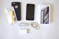 Apple iPhone 4s - 8GB - Schwarz (Ohne Simlock) A1387 Smartphone Handy Phone