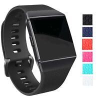 Für Fitbit Ionic Armband GR S L Ersatz Band Silikon Sport Uhr Ersatzband Fitness