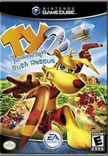 Ty The Tasmanian Tiger 2: Bush Rescue - DISC ONLY (Nintendo Gamecube Game)