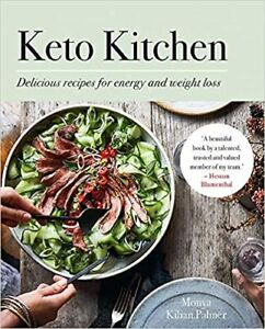 Keto Kitchen: Delicious recipes for energy and weight loss