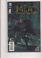Beware The Batman 2013 #1 Variant DC Comic Book Incentive.