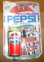 Pepsi Can Shooter + 3 Automobili Diecast 1991 Golden