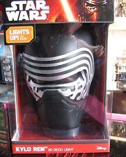 Star Wars Kylo Ren Deco Light - neu 3DlightFX