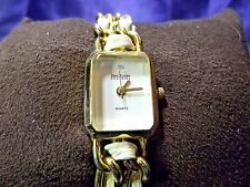 Woman's Joan Rivers Watch with Chain Band B44-683
