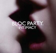 BLOC PARTY-INTIMACY-JAPAN CD C94
