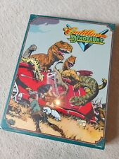 CADILLACS AND DINOSAURS GRAPHIC NOVELS TRILOGY BOOKS TIME OVERDRIVE SHAMAN NEW