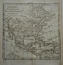 Antique Map of Russia by Robert de Vaugondy 1750