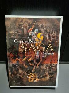 SAGA Norman Gripping Beast Metal
