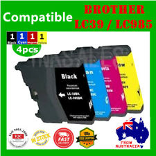 4X Ink Cartridge LC985 LC39 For Brother DCP J315 J515 MFC J220 J265W J410 J415W