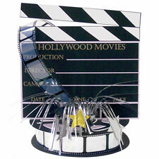 Hollywood Party Clapperboard Film Reel Spray Table Centerpiece Decoration