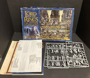 Lord Of The Rings Return Of The King Strategy Battle Game Games Workshop