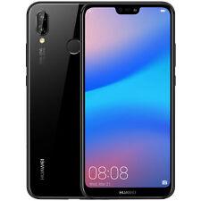 Huawei P20 Lite ANE-LX3 32GB Unlocked GSM Phone - Midnight Black