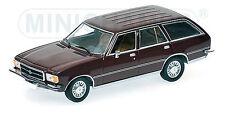 400044012 Minichamps 1:43 Opel Rekord d Caravan 1975 red