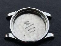 Longines 6839 1 1066 vintage case back fondello fondo tapa 35,5mm heritage NOS