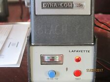 Lafayette Dynacom 12a, Comphone 23 CB Radios Great condition for age