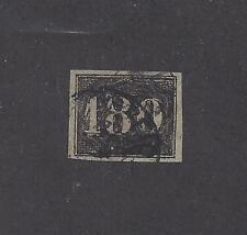 BRAZIL - # 26 - USED - IMPERF - 1850