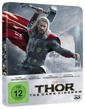 Thor - The Dark Kingdom - Steelbook   - Blu-ray - NEU/OVP  - 2D + 3D