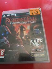 Resident Evil: Operation Raccoon City - Sony PS3 Playstation 3 Game EXCEL CONDIT