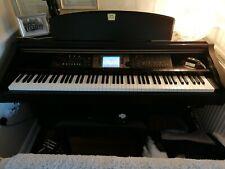 Yamaha Clavinova CVP-205 88-note Digital Piano inc Stool superb used condition