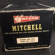 Garcia Mitchell No. 620 Vintage Rare Saltwater Reel In Box Possibly New