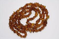 Amber beads. Vintage of the USSR. 103 grams. VERY LONG 146 cm 琥珀珠子 حبات العنبر