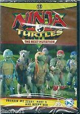 Mutant Ninja Turtles - The Next Mutation Disc 13 - 2 Episodes (DVD) NEW SEALED