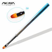 Nail Art Design UV Gel Painting Drawing Brush Pen for Salon Manicure DIY Tool #6