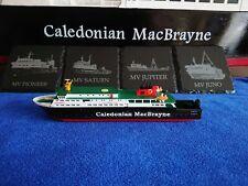 More details for mv hebrides 3d printed calmac model ferry 1:500 scale ship/boat