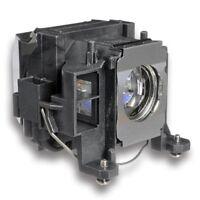 Alda PQ Beamerlampe / Projektorlampe für EPSON EB-1720 Projektoren, mit Gehäuse